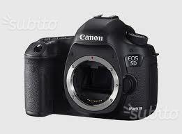 Canon eos 5d mark iii corpo nuova