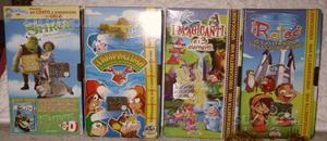 Cartoni animati di vario tipo