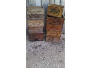 Vecchie cassette in legno per uva posot class for Cinzano arredamenti