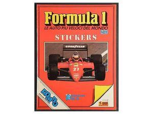 Cerco: Scambio figurine nuove Album edis Formula 1 anno