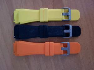 Cinturini in silicone per Samsung Gear S3
