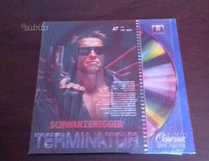 Collezione di Film in LaserDisk Vintage