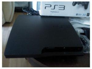 Console ps3 slim 160gb