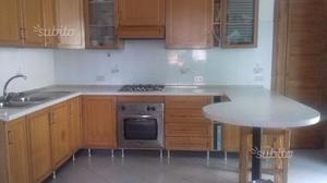 Cucina ad angolo con penisola posot class - Cucina componibile ad angolo ...