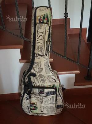 Custodia per chitarra classica nuova