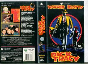 Dick Tracy (Film in videocassetta VHS)