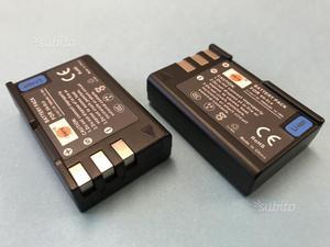 EN-EL9 2 batterie Li-ion Nikon