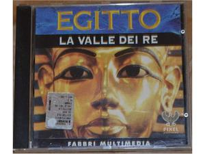 Egitto La Valle Dei Re - Fabbri Multimedia CD-ROM