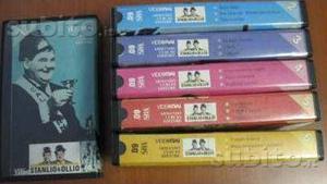 Film VHS stanlio&ollio