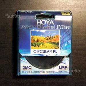 Hoya Pro1 filtro polarizzatore 72mm