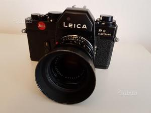 LEICA R3 Electronic con Summicron R 50mm F2