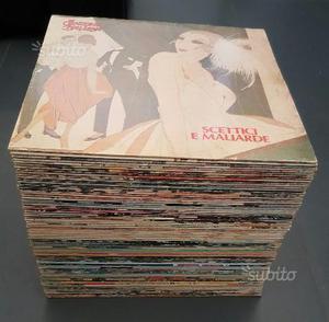 """""""La Canzone Italiana"""" 80 dischi vinile 33 giri"""