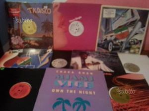 Lotto 10 Vinili Disco - Funk U.S.A. anni