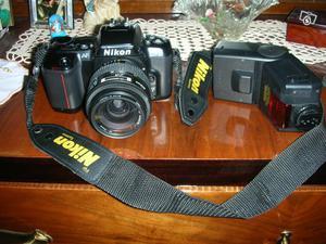Macchina Fotografica Nikon Reflex 601 AF