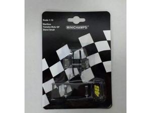 Minichamps Valentino Rossi Set Startbox Yamaha MotoGP +