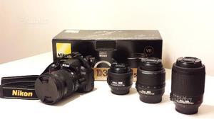 Nikon D Fotocamera Reflex + VR