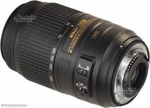 Obiettivo Nikon mm F/G ED VR