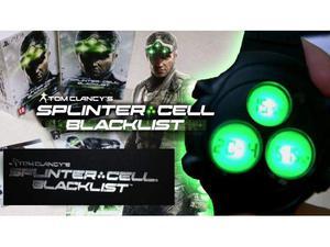 Orologio led visore notturno Tom Clancy's Splinter Cell