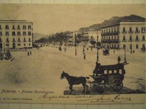 Palermo primi ' cartoline