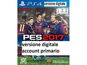 Pes  ps4 digitale