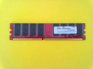 Ram 256 MB DDR 400 Mhz PC  Elixir
