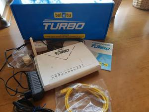 Router TeleTu TURBO