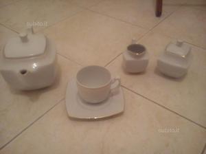 Servizio da tè e caffè Limoges