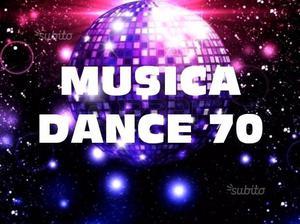 Singoli musica dance anni 70