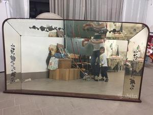 Specchio vintage d epoca anni corbetta posot class - Specchio anni 50 ...