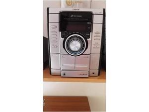 Sistema stereo hifi sony con casse posot class for Stereo casa