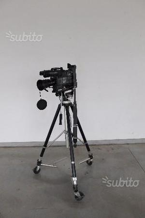 Telecamera Sony DXC-327PK Con Video Editing Contro
