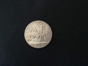 - V.E. III 1 lira argento - Quadriga -
