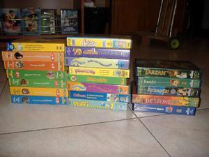VHS per bambini perfetto stato