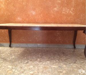 Vendo tavolino con marmo