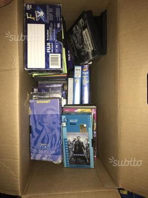 Videocassette VHS - Film Originali e copiati