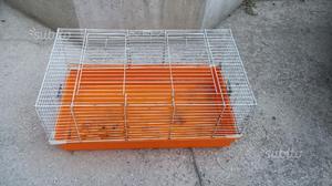Gabbia per conigli e criceti