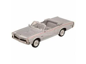 New Ray NY PONTIAC GTO  GRIGIA 1/43 auto Modellino