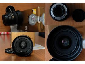 Obittivi Nikon vari