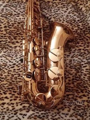 Sax Yamaha alto YAS 275 PARI AL NUOVO