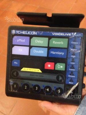 TC helicon voice live