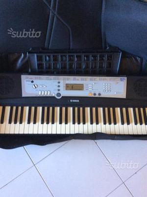 Tastiera YAMAHA mod YPT-200 completa di tutto