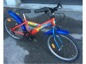 Wega Bike 007 con cambio 20