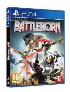 Battleborn PS4 nuovi sigillati