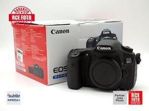 Canon 60D - RCE ROVIGO