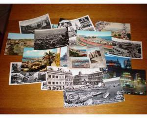 Cartoline città di Genova - lotto 21 cartoline -
