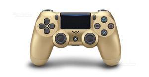 Controller PS4 V.2 Gold nuovi sigillati