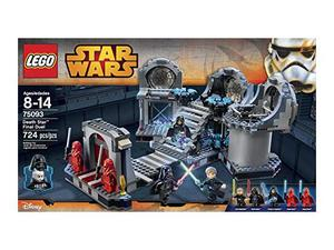 Death star final duel  star wars lego
