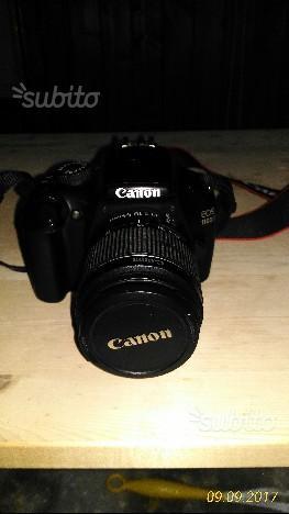 Fotocamera Canon reflex