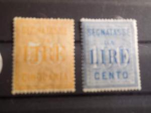 Francobolli italia regno e colonie
