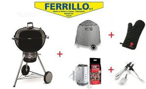 Kit Barbecue Master-Touch Weber